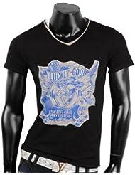 Herren T-shirt Luckly Good