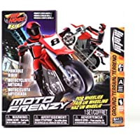 Air Hogs R/C Moto Frenzy Motorcycle [Red] - Compare prices on radiocontrollers.eu