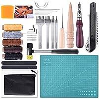 Leder Werkzeuge Set Handwerkzeuge Couture Leder Handwerk Handnähen NC61