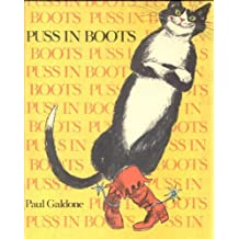 Puss In Boots by Paul Galdone (1976-08-02)