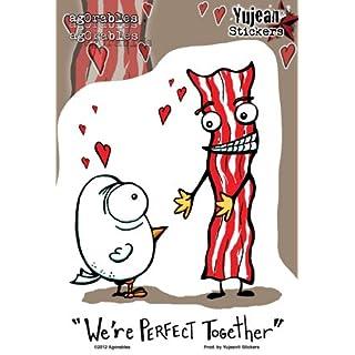 Agorables - Bacon & Eggs Perfect Sticker Decal - 4