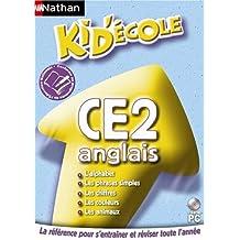 Kid'Ecole Anglais CE2