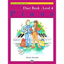 Alfred's Basic Piano Library, Duet Book 4: Learn How to Play Piano with this Esteemed Method (English Edition)