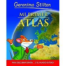 Mi primer atlas (Geronimo Stilton)
