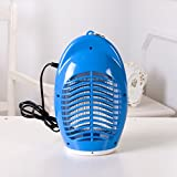 #5: Mosquito Killer Flies Insect Zapper Blue Good Quality Big