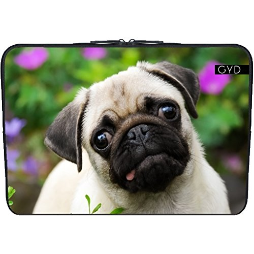 neoprene-sleeve-for-laptop-156-inch-cute-fawn-pug-puppy-by-katho-menden