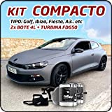 Full Dip Pack Coche Compacto (Azul Oscuro)