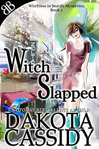 book cover of Witch Slapped