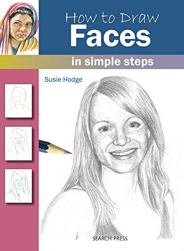 How to Draw: Faces por Susie Hodge