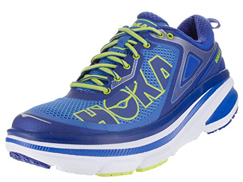 HOKA ONE ONE BONDI 4 (DIRECTOIRE BLUE / TRUE BLUE) MEN'S (41 EUR - 26 CM)