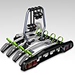 Sparkrite 4 Bike Tow Bar Cycle Carrier