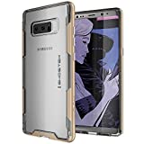 Ghostek GHOCAS706 Schutzhülle Cloak 3 Series für Samsung Note 8 Gold