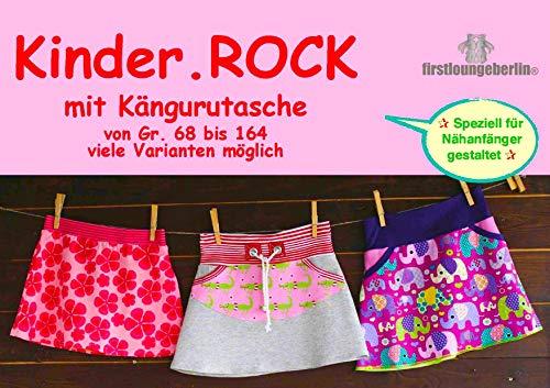Kinder.Rock Schnittmuster mit Kängurutasche Schritt gebraucht kaufen  Wird an jeden Ort in Deutschland