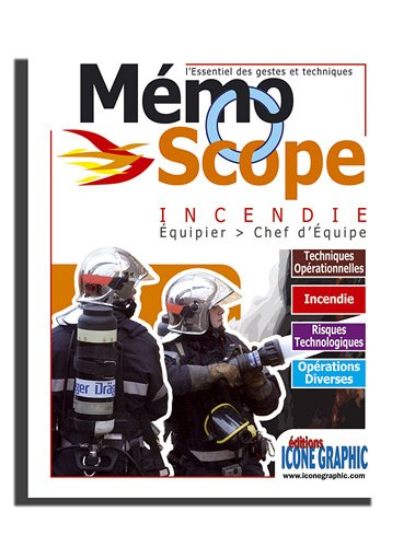 Memoscope incendie par Icone Graphic