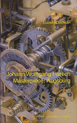 Johann Wolffgang Hartich - Masterpiece, Augsburg