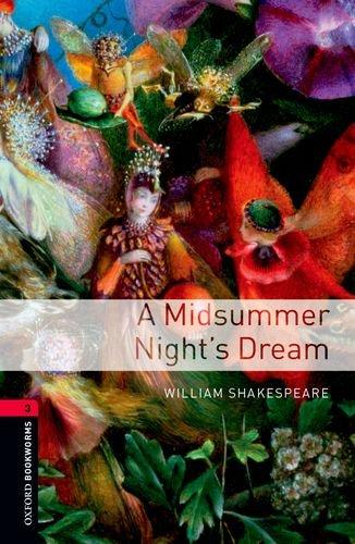 Midsummer night's dream. Oxford bookworms library. Livello 1. Con espansione online. Con CD Audio
