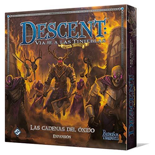 Fantasy Flight Games-Las Cadenas del óxido (FFDJ44)