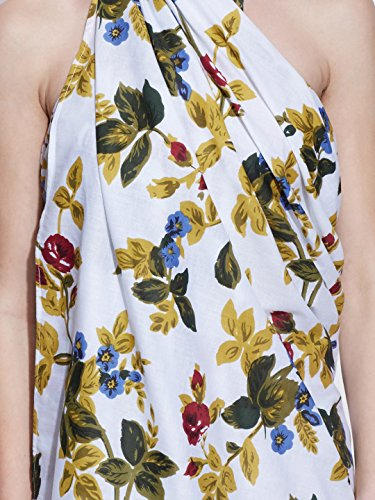 Wrap Vertuschungen Sarong Baumwolle Voiles Light Weight Für Frauen Kleider aus Indien Mehrfarbig 9