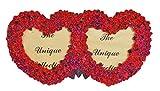 Indigo Creatives Love Couple Rosy Heart ...