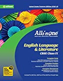 CBSE All In One English Language and Literature CBSE Class 9 (based on Books Beehive and Moments) for 2018 - 19