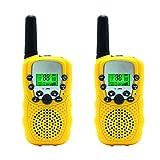 Kids Walkie Talkies Two Way Radio Toy Walkie Talkies for Kids 3 Miles