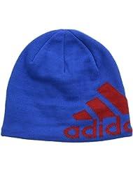 adidas Knit Logo - Prenda, color azul, talla XS