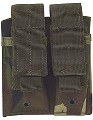 Voodoo Pistola Táctica portacargador doble camuflaje 20-797505000
