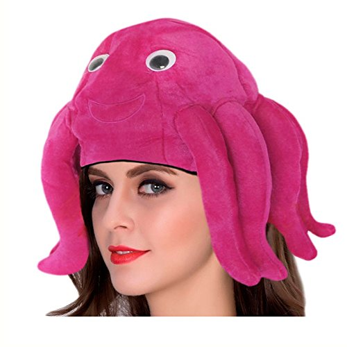 Gorro Animal Pulpo Foam