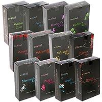 Stamford Black Räucherkegel 144(12Boxen, 12Kegel) gemischte Probierpackung (BOX MIT VERSCHIEDENEN SORTEN). preisvergleich bei billige-tabletten.eu