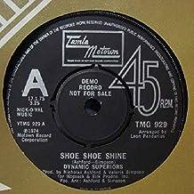 "SHOE SHOE SHINE 7 INCH (7"" VINYL 45) UK TAMLA MOTOWN 1974"
