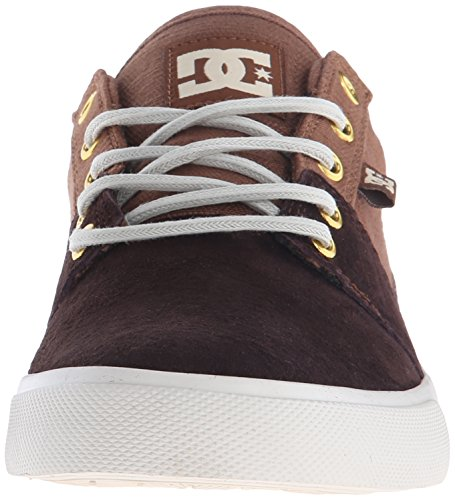 DC - Tonik Se M Shoe Xbkc, Sneaker basse Uomo Dark Chocolate/Cream