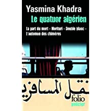 Le quatuor algérien: Les enquêtes du commissaire Llob