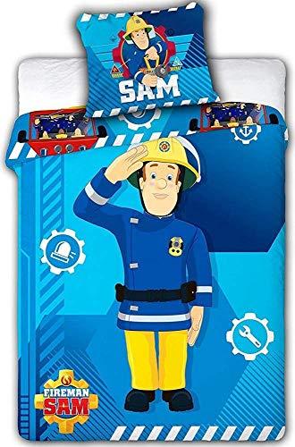 Feuerwehrmann Sam Und Andere Motive Günstige Bettwäsche Online