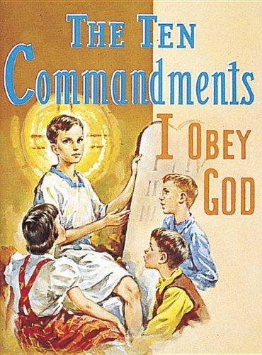 The Ten Commandments (St. Joseph Picture Books (Paperback)) por Lawrence G. Lovasik
