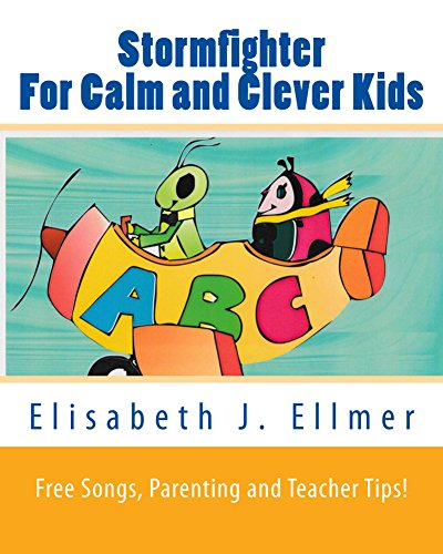STORMFIGHTER FOR CALM AND CLEVER KIDS Free Parenting Teacher Tips Children Sound Tracks Educational Kindergarten PreSchool Girls&Boys3-5 GoodBedtime Story ... Animals Travel (Globetrotter Book 1)