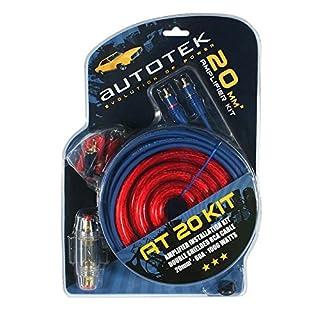 Autotek AT20KIT car kit - car kits (Multicolour)