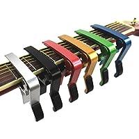 Einhand Gitarre Kapodaster Capo Clamp Schnellwechsel