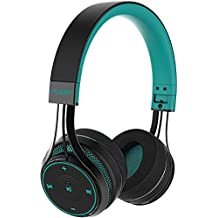 BlueAnt Pump Soul Bluetooth Wireless Sport Headphones - Teal