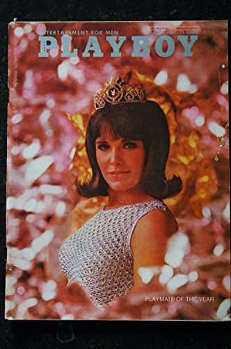 PLAYBOY US 1967 08 AUGUST PLAYMATE OF THE YEAR LITTLE ANNIE FANNY VINTAGE EROTISME