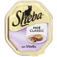 Sheba - Pate' Classic, Con Vitello - 85 G