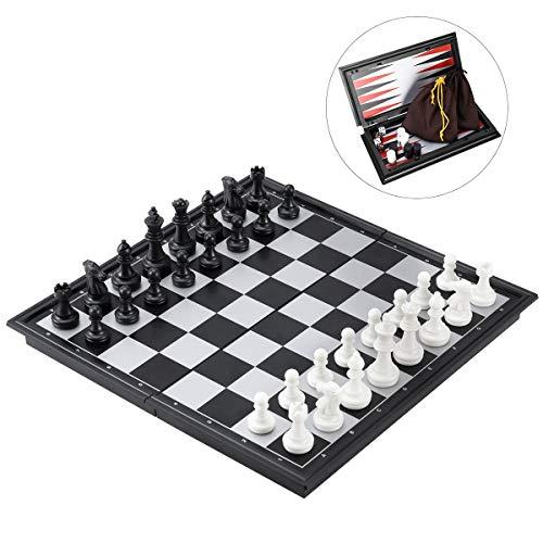 Popsugar Magnetic Travel Chess Set
