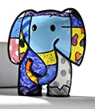 ROMERO BRITTO Mini Figur - Lucky - Elefant - Pop Art Kunst aus Miami