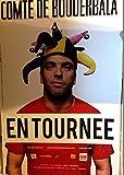 Comte De Bouderbala - 80X120 Cm Affiche / Poster