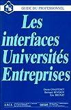 Les Interfaces universités-entreprises