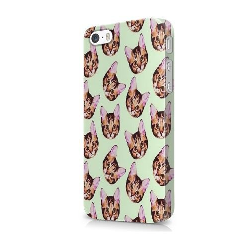 iPhone 5/5S/SE coque, Bretfly Nelson® BEYONCE - CONSTITUTION Série Plastique Snap-On coque Peau Cover pour iPhone 5/5S/SE KOOHOFD919189 BECAUSE CATS - 029