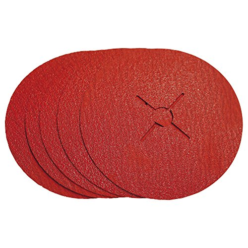 Fiber Backing Pack of 25 60 Grit Quick Change Type R XF885 Ceramic+ VSM 2 Quick Change Resin Fiber Disc