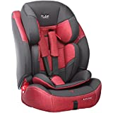 Play Safe One Plus - Silla de coche, grupos 1-2-3, color rojo