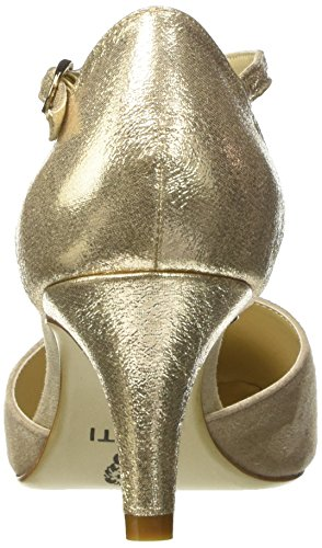 Cinti Damen C28-01a Schuhe mit Riemchen Beige