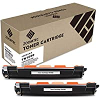 ZOOMTEC Compatible TN1050 Toner Cartridge Use with Brother HL-1110 DCP-1510 DCP-1512 HL-1112 MFC-1810 DCP-1610W HL-1210W DCP-1612W MFC-1910W HL-1212W Printer (2 Pack)