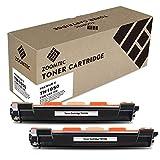 ZOOMTEC Compatible avec TN1050 Cartouche de Toner Laser Noir pour Brother HL-1110 HL-1112 HL-1210W HL-1212W DCP-1510 DCP-1512 DCP-1610W DCP-1612W MFC-1810 MFC-1910 MFC-1910W(2 Noir)